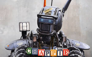 Promotional picture from Neil Blomkamp's film, Chappie
